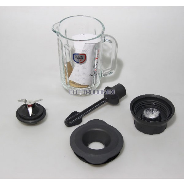 KENWOOD KAH358GL Frullatore ThermoResist per Chef/Major/Cooking ...