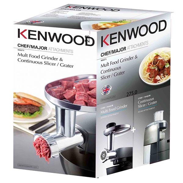 Kenwood MA571 Kit Accessori per Robot da Cucina ...