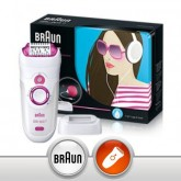 BRAUN 81533176 Silk Epil 7-527 Music Edition