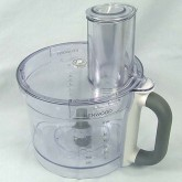 KENWOOD KW715837 Kit Contenitore con Coperchio per Food Processor